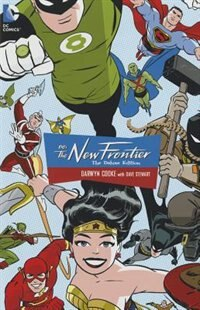 Book Dc: The New Frontier Deluxe Edition by Darwyn Cooke