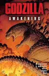 Godzilla: Awakening (legendary Comics) by Max Borenstein