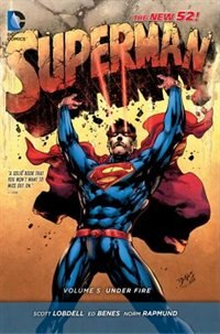 Superman Vol  5: Under Fire (the New 52)