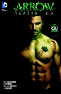 Arrow Season 2.5: From The World Of The Cw Tv Show