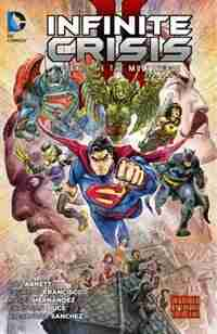 Infinite Crisis: Fight For The Multiverse Vol. 2: Inspired By The Hit Video Game! by Dan Abnett