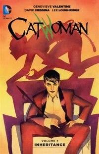 Catwoman Vol. 7: Inheritance by Genevieve Valentine