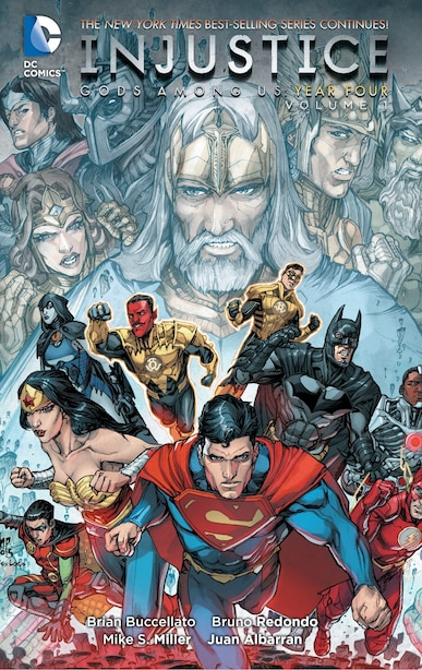Injustice: Gods Among Us: Year Four Vol. 1 by Brian Buccellato