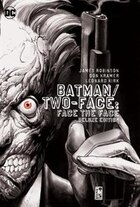 Batman/two-face By James Robinson Deluxe Edition