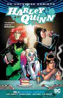 Harley Quinn Vol. 4: Surprise, Surprise (rebirth) by Jimmy Palmiotti