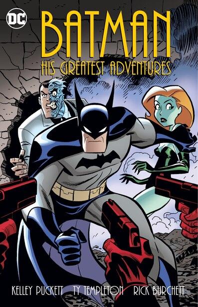 Batman: His Greatest Adventures by Various