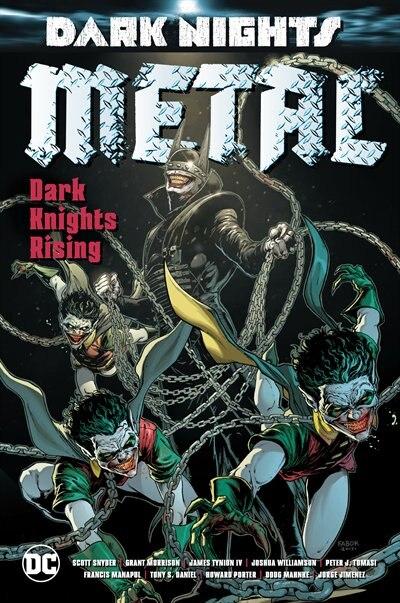 Dark Nights: Metal: Dark Knights Rising by Peter J. Tomasi