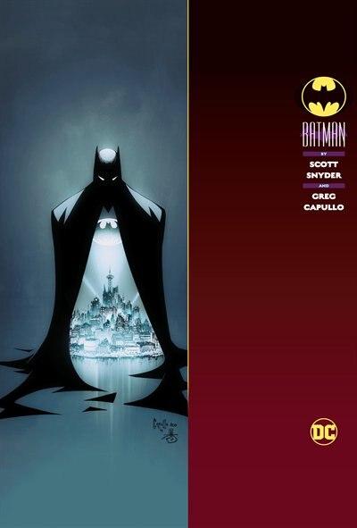 Batman By Scott Snyder & Greg Capullo Box Set 3 by Scott Snyder