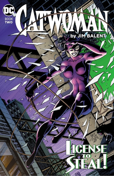 Catwoman By Jim Balent Book Two by Chuck Dixon