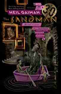 The Sandman Vol. 7: Brief Lives 30th Anniversary Edition by Neil Gaiman