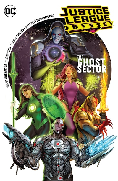 Justice League Odyssey Vol. 1: The Ghost Sector by Joshua Williamson