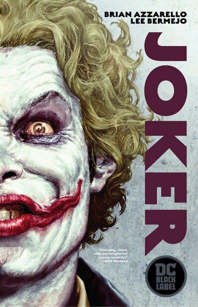 Joker (dc Black Label Edition) by Brian Azzarello