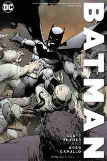 Batman By Scott Snyder & Greg Capullo Omnibus Vol. 1 by Scott Snyder