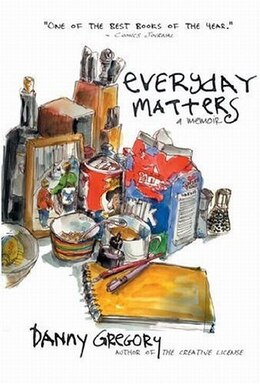 Book Everyday Matters by Danny Gregory