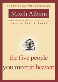 Book The Five People You Meet In Heaven by Mitch Albom