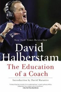 Book The Education of a Coach by David Halberstam