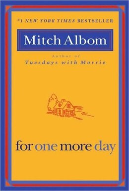 Book For One More Day by Mitch Albom