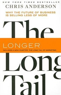 Book The Long Tail: Why the future of business is selling less of more by Chris Anderson