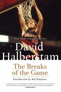 Book The Breaks of the Game by David Halberstam