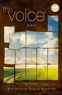 The Voice Bible, Personal Size, Paperback: Step Into The Story Of Scripture by Ecclesia Bible Society