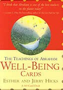 The Teachings of Abraham Well-Being Cards: A 60-Card Deck