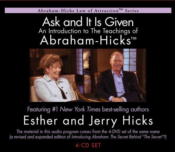 Ask & It Is Given: The Processes: The Processes by Esther Hicks