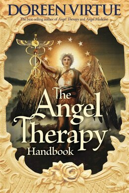 Book The Angel Therapy Handbook by Doreen Virtue