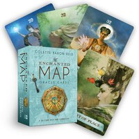 The Enchanted Map Oracle Cards: A 52-Card Deck and Guidebook