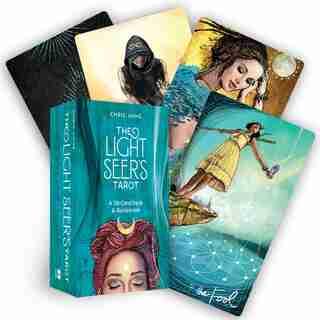 Light Seer's Tarot: A 78-card Deck & Guidebook by Chris-anne Chris-anne