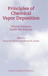 Principles Of Chemical Vapor Deposition