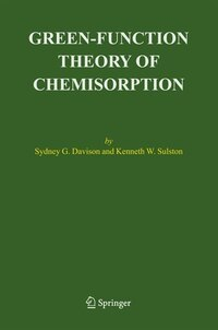 Green-Function Theory of Chemisorption