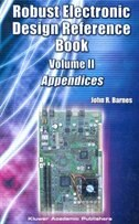Robust Electronic Design Reference Book: Volume 1; Volume 2: Appendices