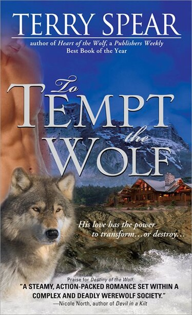 To Tempt the Wolf by Terry Spear