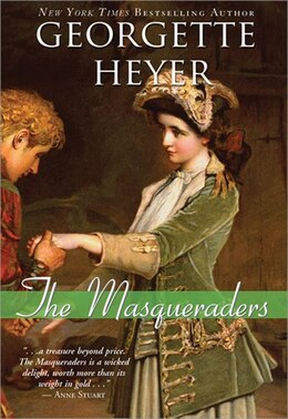 Book Masqueraders by Georgette Heyer
