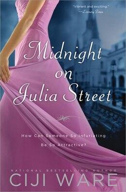 Book Midnight on Julia Street by Ciji Ware