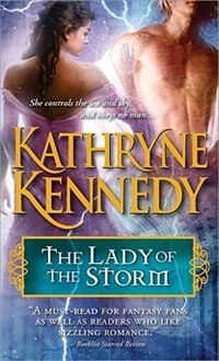 Book The Lady Of The Storm: The Elven Lords, Book two by Kathryne Kennedy