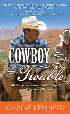 Book Cowboy Trouble by Joanne Kennedy