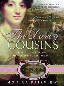 Book Darcy Cousins by Monica Fairview