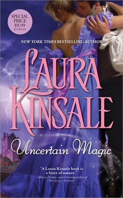 Book Uncertain Magic by Laura Kinsale