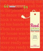Read, Remember, Recommend for Teens: A Reading Journal for Young Adult Book Lovers