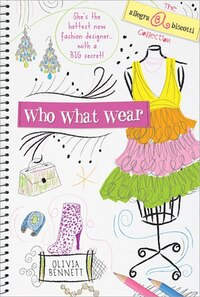 Who What Wear!: The Allegra Biscotti Collection