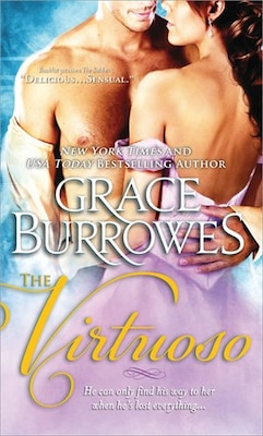 Book The Virtuoso by Grace Burrowes