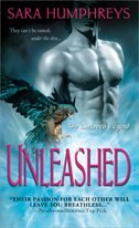 Book Unleashed: The Amoveo Legacy by Sara Humphreys