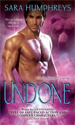 Book Undone by Sara Humphreys