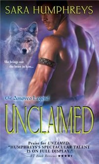 Book Unclaimed by Sara Humphreys