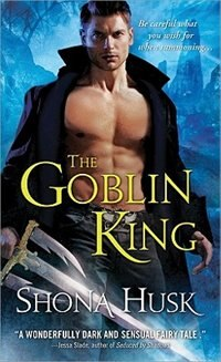 Book The Goblin King by Shona Husk