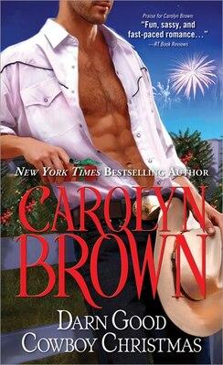 Book Darn Good Cowboy Christmas by Carolyn Brown
