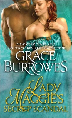 Book Lady Maggie's Secret Scandal by Grace Burrowes