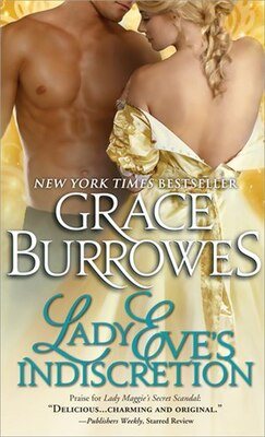Book Lady Eve's Indiscretion by Grace Burrowes