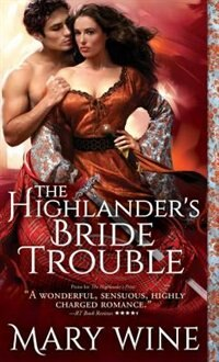 Book The Highlander's Bride Trouble by Mary Wine